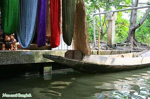 Dammnoen Saduak Floating Market-11