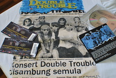 Konsert Double Trouble 1/5/2010