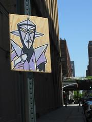 #2 (Choice Royce) Tags: nyc 2 streetart art portraits weird paint elc roycebannon herculoids markers bootleg villains