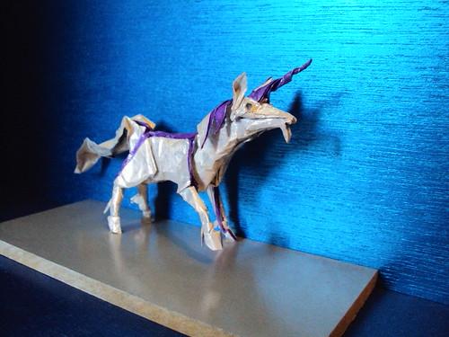 unicornio SATOSHI KAMIYA