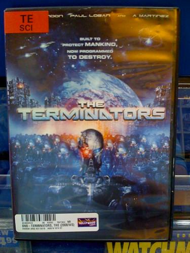 The Terminators Front
