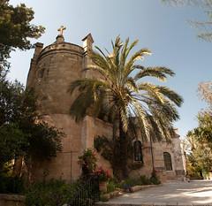 Churches of Ein Kerem, Jerusalem, Israel (Mark Lukoyanichev) Tags: church john nikon jerusalem baptist christianity johnthebaptist einkerem hellmaker