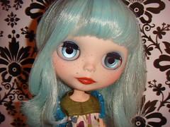 Meet Mercury Belle! My lil creation