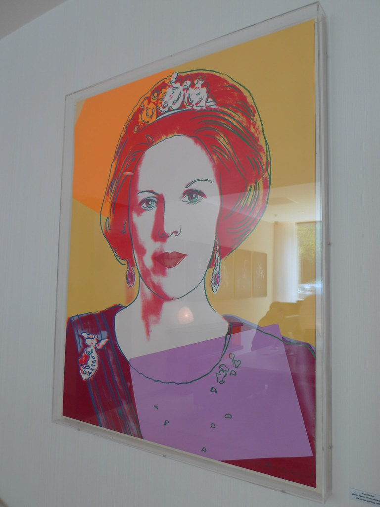 Warhol Princess Beatrix
