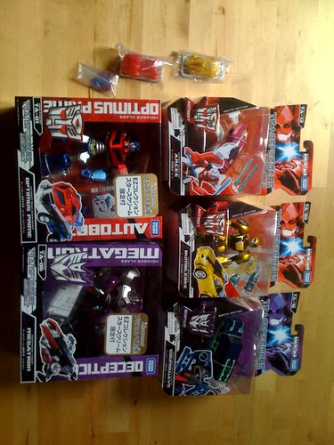 Special Takara animated delivery!