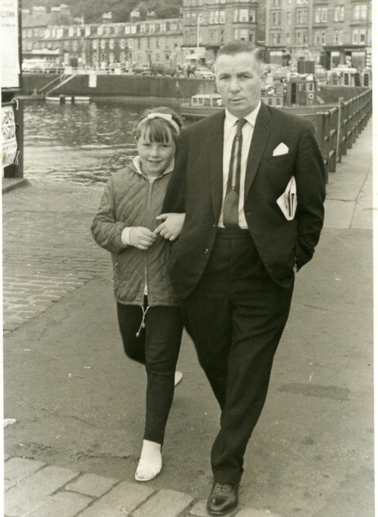 Day at Rothesay, Isle of Bute, 1960