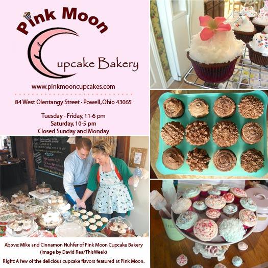 Pink Moon Cupcake Bakery