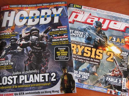 Revistas de Mayo