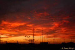 judgment Day (Ðоиs) Tags: sunset tramonto nuvole tetto tetti cielo redsky puglia settingsun dons redsunset redclouds cielorosso nuvolerosse acquavivadellefonti tramontodifuoco giornodelgiudizio judjmentday