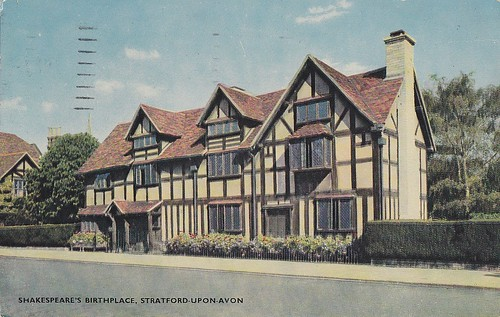 Shakespeare's Birthplace 1962