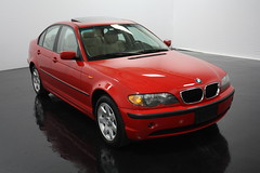 BMW 328i Red (Crystal Clean Auto Detailing) Tags: auto red detail car leather studio photography photo crystal grand carwash clean wash bmw vehicle grandrapids beforeandafter removal bodyshop odor detailing 328i autodetailing carcleaning windshieldreplacement detailshop autocleaning dentremoval howtodetail