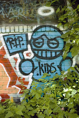 R.I.P. Kids (Matt Niemi) Tags: kids graffiti pittsburgh halo bloomfield ripkids