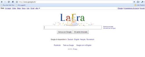 Buon Compleanno LaFra