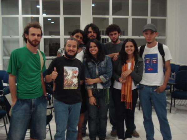 Coletivo Catraia + Coletivo Pequi - Anapolis - GO, e o produtor independente Alê barreto- @alebarreto