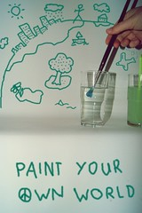 PAINT  YUR  WN  WRLD [Explored] (johannas') Tags: world paint your own