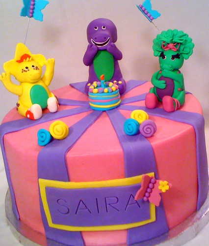Barney & Friends Birthday