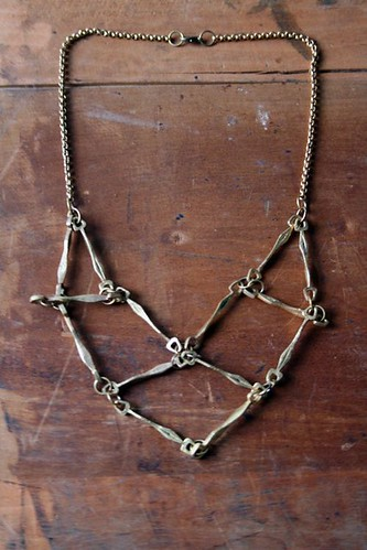 Framework Necklace