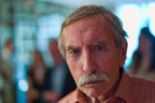 FQ launch party: Edward Albee
