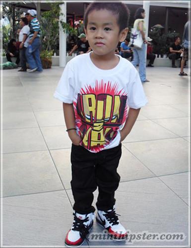 TRAVIS. MiniHipster.com: children's childrens clothing trends, kids street fashion, kidswear lookbook