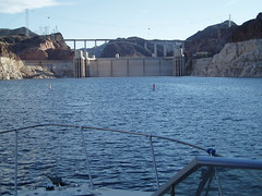044 Hoover Dam from Lake Mead