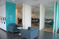 Operable sliding doors from X-Board Plus