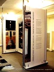 Museum Exhibit using X-Board Print