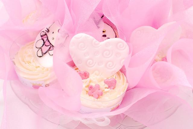 Hello Kitty Cupcakes I