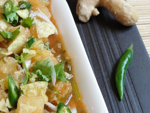 hot and sour tamarind cassava 3
