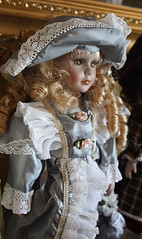 Dolly the doll :o) (Busy_Lizzy) Tags: friend doll collection docka kompis vän docksamling