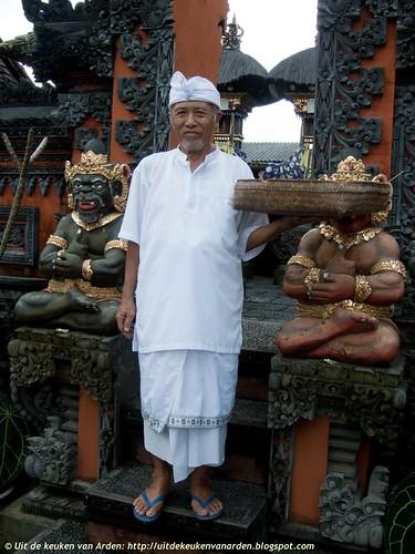 Bali 2010 - Feest in Bali