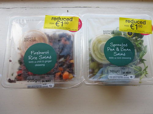 M&S Discount Salads