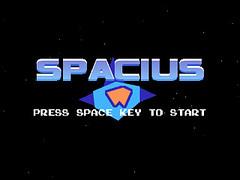 Spacius! A space adventure