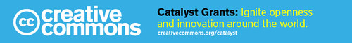 Creative Commons Catalyst Campaign Banner
