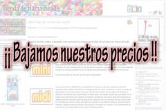 Bajamos nuestros precios !! (Hamalorios) Tags: mini tienda midi broches imanes llaveros hamabeads tiendadehamabeads