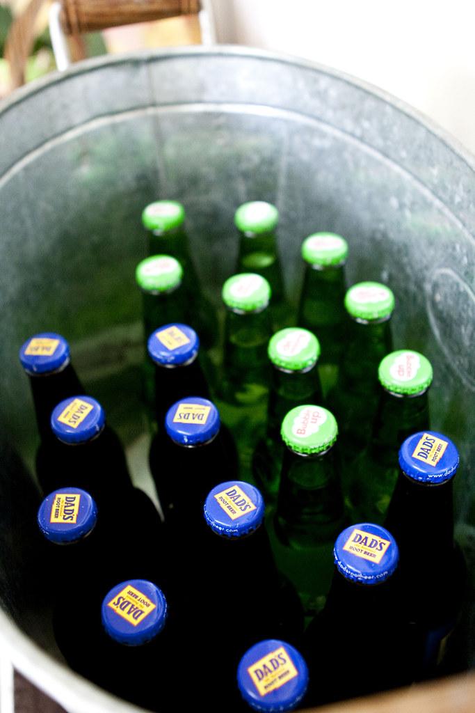 we love bottles