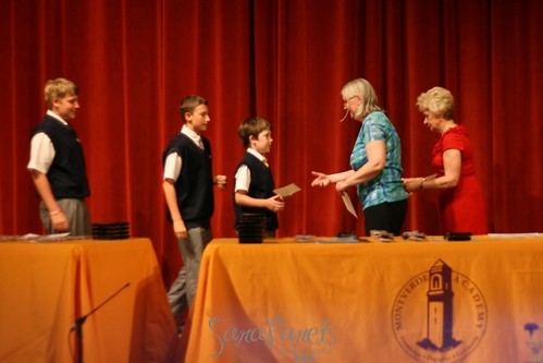 MVA Middle School Awards Night