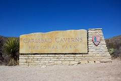 carlsbad caverns national park...