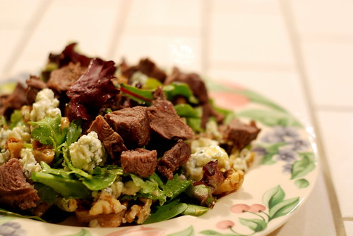 Salad Blue Cheese Walnut