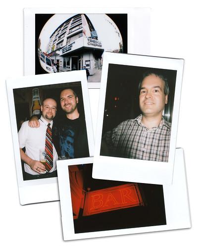 Polaroid 300 / Tribecca Montage