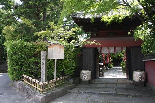 Tyoken-ji Temple,辨財天長建寺