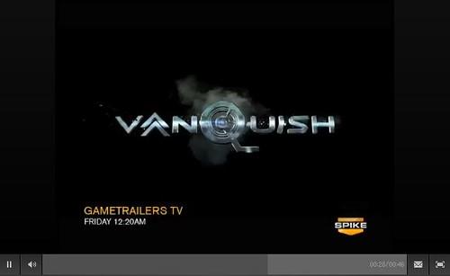 Vanquish Gameplay Trailer