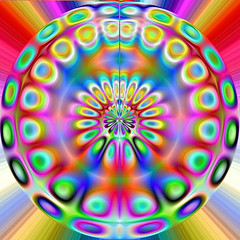 I can clearly see the rainbow now (Marco Braun) Tags: color art circle kunst mandala popart marco colourful braun coloured farbig bunt mucho cercle kreis psychedlic psychedelisch couleures