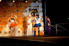 Sunday Masquerade, London Expo May 2010 (silveritis) Tags: cosplay sunday ami masquerade sailormoon usagi minako londonexpo sailorvenus expo2010 princessserenity queenserenity queenberyl mayexpo may2010 london2010 sundaymasquerade bishouosenshisailormoon