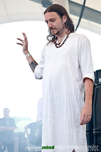 Kobi Farhi - Orphaned Land - Rock Hard Festival 2010 - rhf2010