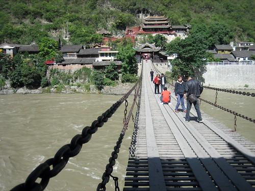 Luding Bridge 泸定桥