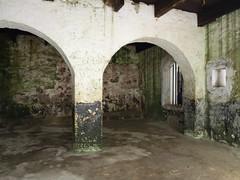 Slave dungeon, Elmina castle, Ghana