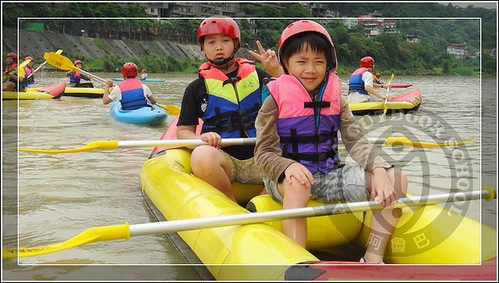 2010第3梯次碧潭獨木舟體驗營41