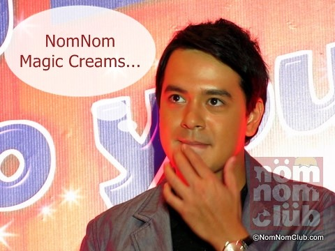 John Lloyd Cruz thinking of Nomnoming