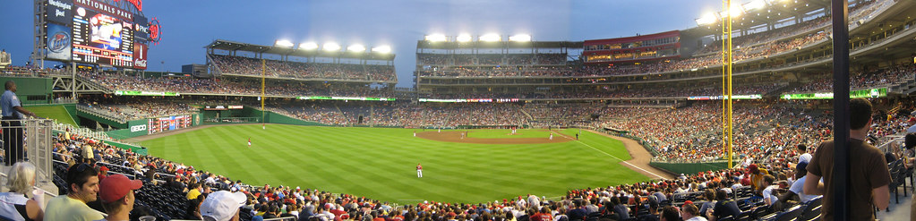 Nationals Park - Home of the Washington Nationals
