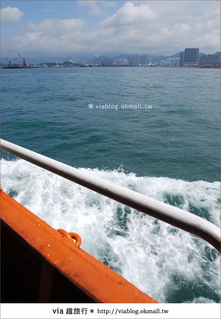 【2010香港節慶年 】香港節慶盛事~長洲太平清醮包山節(上)6